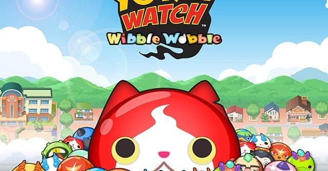 Yo-Kai Watch Wibble Wobble for pc