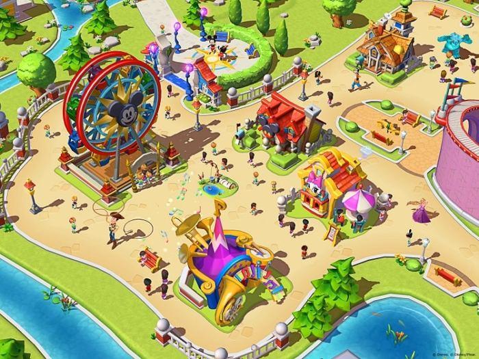 download Disney Magic Kingdoms free