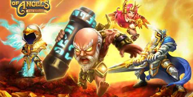 League of Angels Fire Raiders for pc