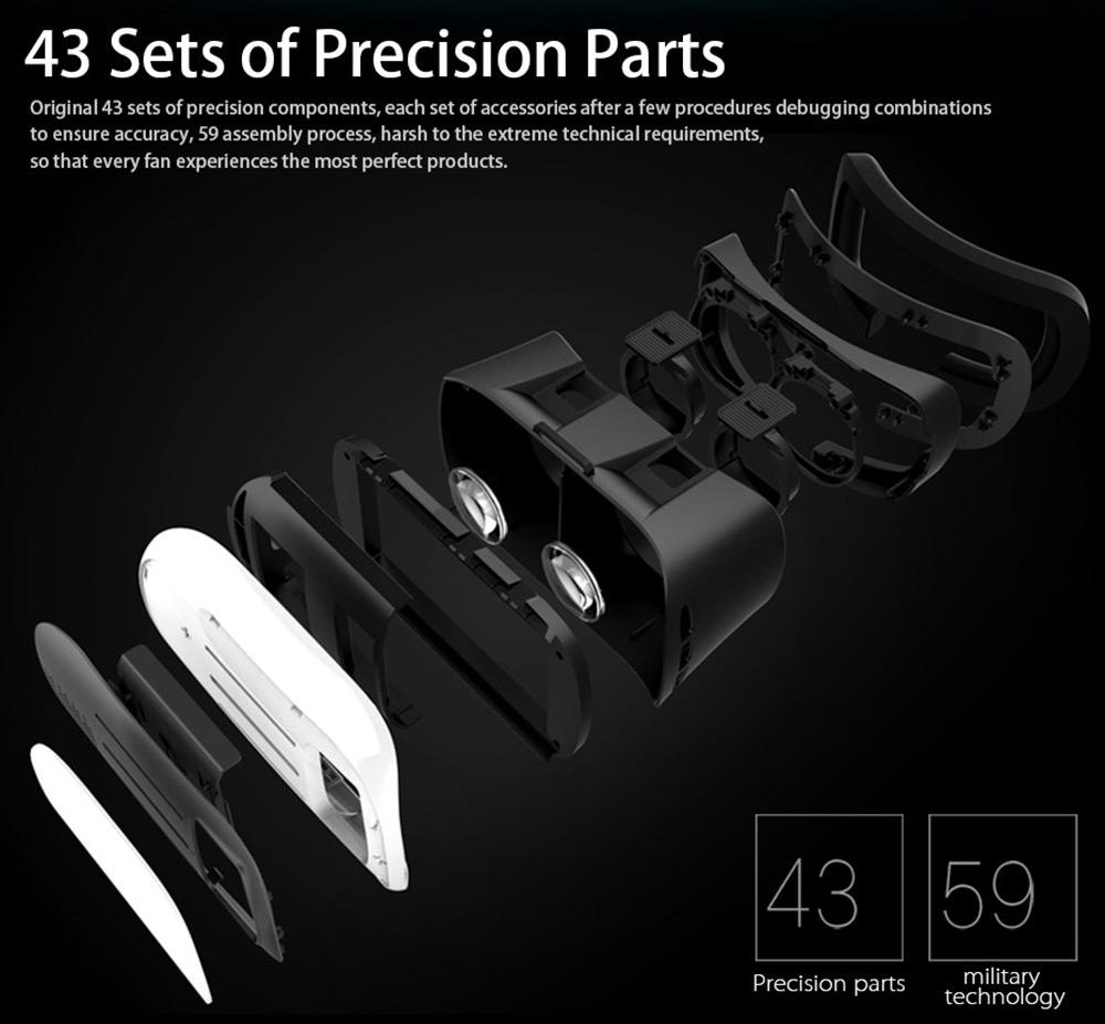 Ένα Virtual Reality BOX για όλους |VR BOX VR02 | GearBest