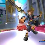 『キングダムハーツ -HD 2.5 リミックス-』スクリーンショットが多数公開