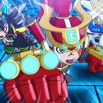 『ヒーローバンク2』OPアニメが公開!角田信朗さんとがっぽり仮面女子が歌う主題歌にのせ新キャラ続々登場!