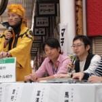 CC2松山社長「年末ぐらいには衝撃の作品を発表できるはず」と発言し広報担当を困らせる