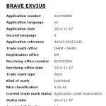 スクエニが『Brave Exvius』なる商標を出願
