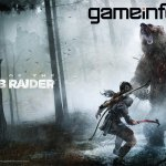 カッコイイ!『Rise of the Tomb Raider』を描いたGame Informer最新号のカバーアートが公開!