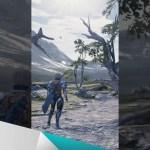 『メビウスファイナルファンタジー』たった13秒間ながらハイクオリティなゲームシーンを確認できる映像が公開