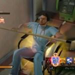 『影牢~もう1人のプリンセス~』病院ステージにおけるトラップコンボムービー公開!車椅子で運びに運ばれ最後は柱の下敷きに…