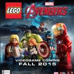 ワーナー、『LEGO ジュラシック・ワールド』『LEGO ニンジャゴーシャドウ・オブ・ローニン』『LEGO アベンジャーズ』を2015年に発売すると発表