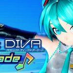 『初音ミク Project DIVA Arcade』家庭用ゲーム機やスマホへ移植を検討中か