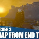 『ウィッチャー3』マップの端から端まで移動する35分に及ぶ動画が公開