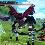 PS4『フェアリーフェンサーエフ ADVENT DARK FORCE』フィールド、バトル、イベントシーンなどのスクリーンショット