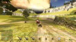 Wii U『ゼルダの伝説 トワイライトプリンセスHD』フレームレートテスト映像が公開!