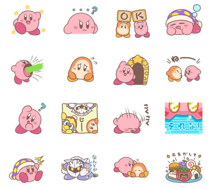 kirby-line-stamp_160428