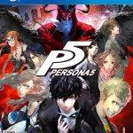 PS4/PS3『ペルソナ5』通常版&豪華版の予約受付スタート!