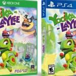バンカズ精神的後継作『Yooka-Laylee』海外発売日が4月11日に決定!Wii U版に代わってSwitch版がリリース決定