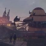 『NieR: Automata』遊園地廃墟やデパート廃墟を紹介する実機プレイデモ!