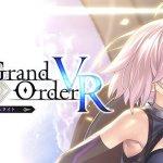 PSVR『Fate/Grand Order VR feat.マシュ・キリエライト』はSIEと協力開発。AJ2017先行体験とは別に体験機会を提供予定