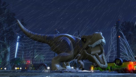 LEGO: Jurassic World – Character's Abilities Detail