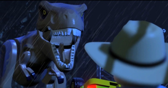 LEGO: Jurassic World – Dinosaur Characters and Abilities Detail