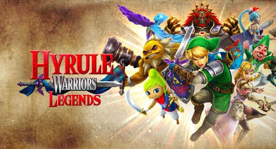 Hyrule Warriors Legends – All Skill Detail