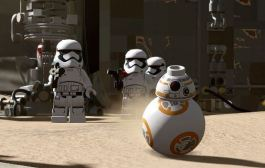 LEGO Star Wars: The Force Awakens – All Gold Bricks Location Guide