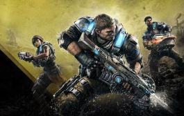 Gears of War 4 – Horde 3.0 Ribbons Detail