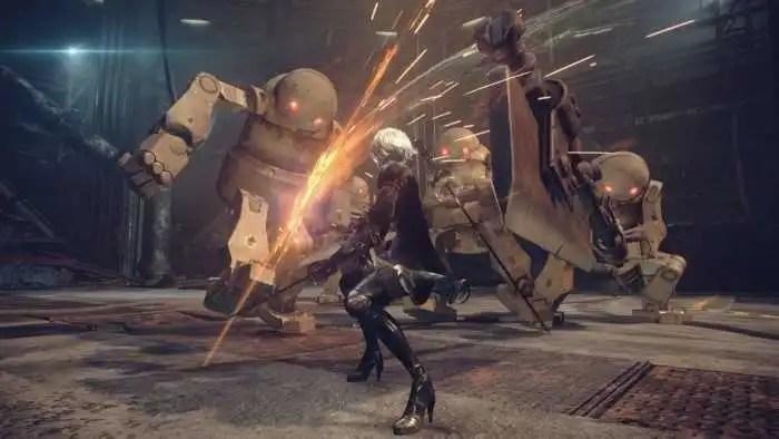 NieR: Automata, novità su PS4 Pro e Xbox One