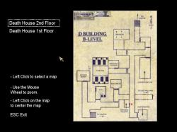 Small Of Death House Map