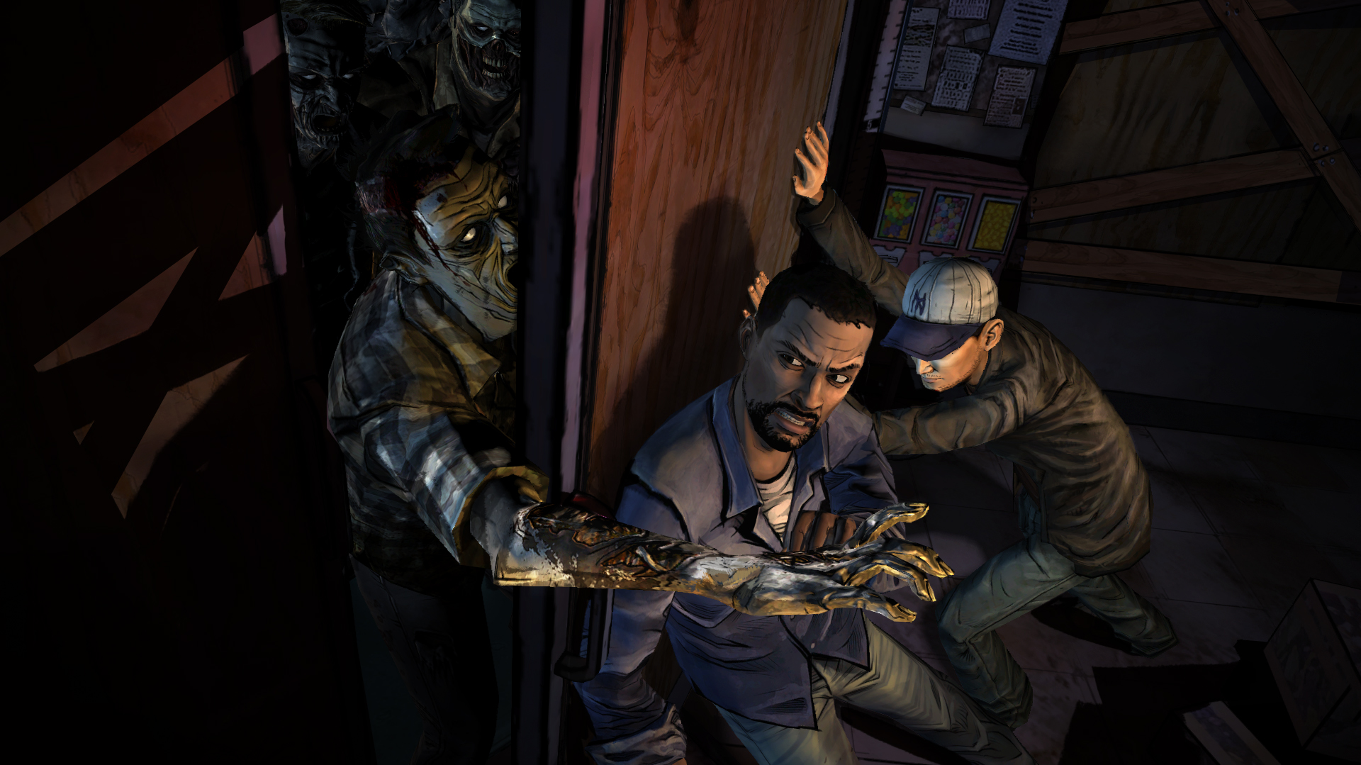 The Walking Dead: DLC und PS Vita-Version angekündigt