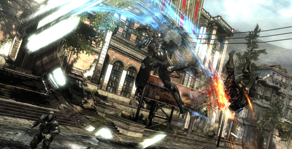 Review: VR Missions (DLC zu Metal Gear Rising: Vengeance)