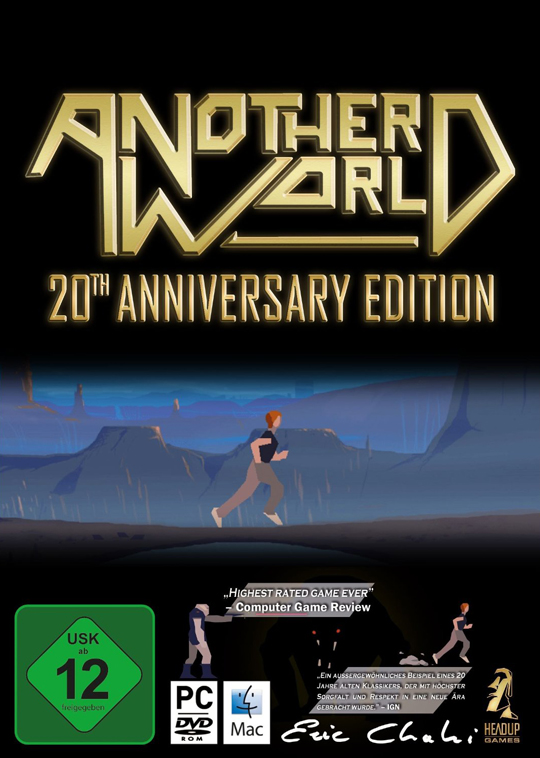 Review: Another World – 20th Anniversary Edition
