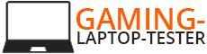 gaming laptop test logo