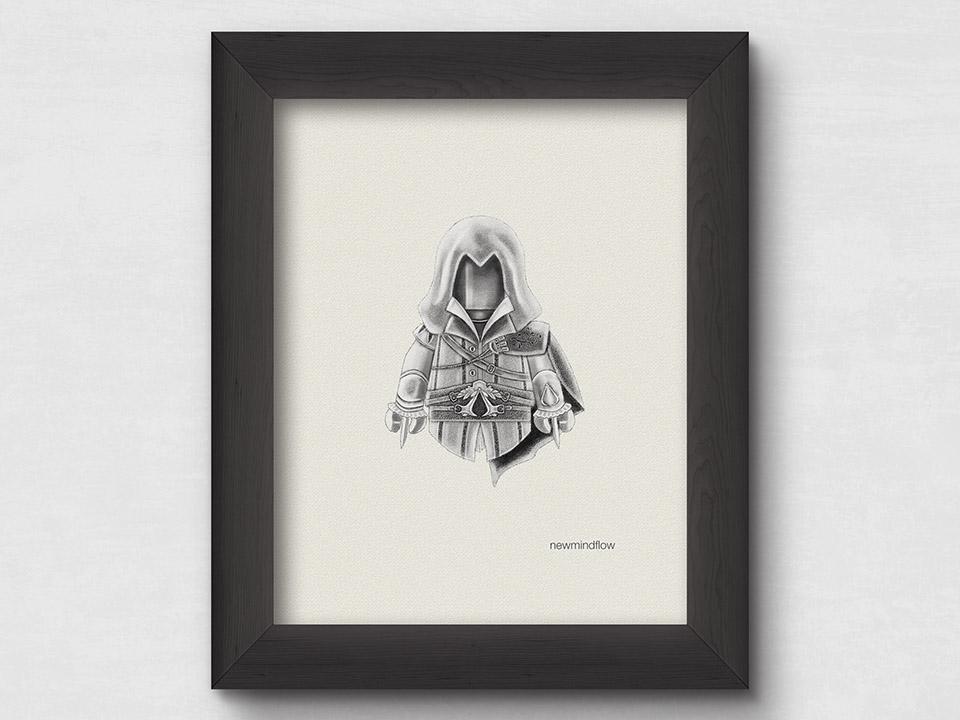 Assassin Poster 960