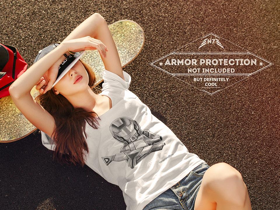 Com. Shepard T-Shirt 960