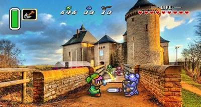 » Gamingday : #8 Les jeux vidéo à la manière de…Glauber Tanaka