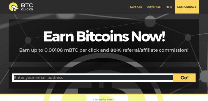 La mejor PTC que paga bitcoins