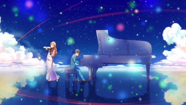 Shigatsu wa Kimi no Uso Anime Review
