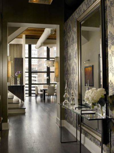 Foyer Forum | GANCI INTERIORS DESIGN INFLUX
