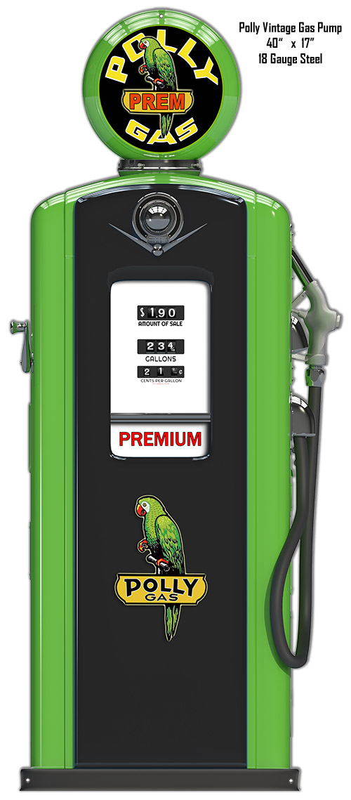 Polly Gas Station Pump Laser Cut Out Reproduction Sign 17 Make Your Own Beautiful  HD Wallpapers, Images Over 1000+ [ralydesign.ml]