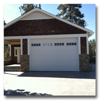Steel Insulated Garage Door