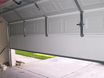 Balanced Garage Door