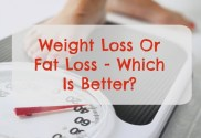 Should You Be Losing Weight Or Should You Be Losing Fat
