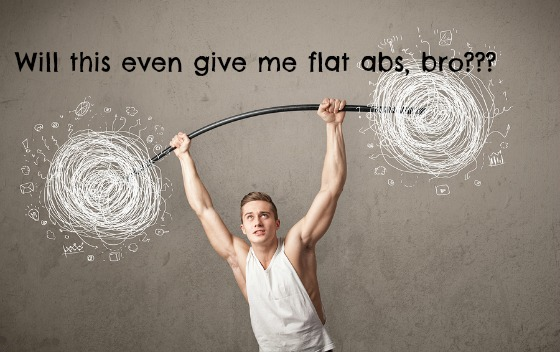 Do You Even Need Focused Ab Training To Get Flat Abs - 3
