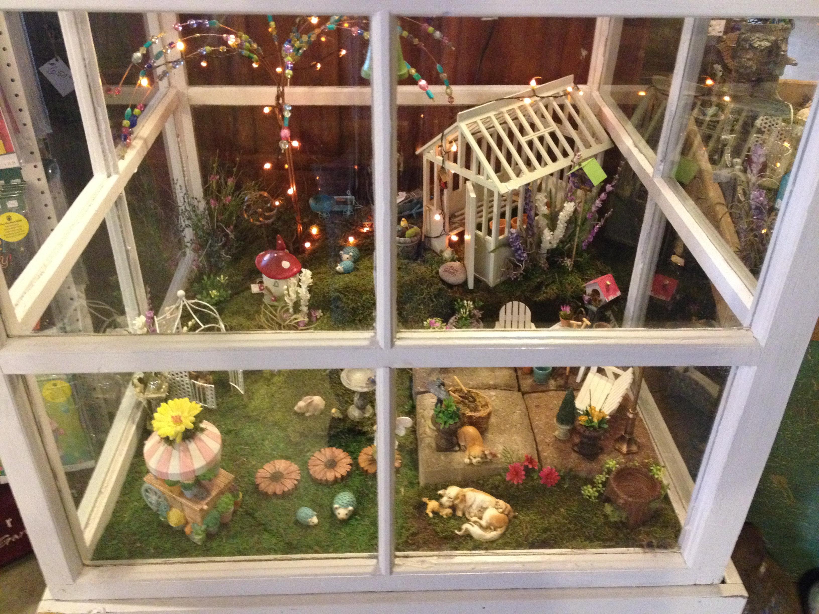 Fullsize Of Outdoor Miniature Garden
