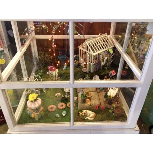 Medium Crop Of Outdoor Miniature Garden