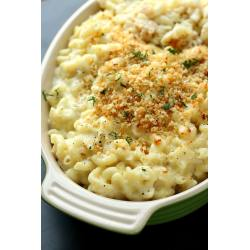 Famed Instant Pot Three Cheese Macaroni Garden Bread Crumbs Cheese Recipe Baked Three Cheese Mac Kitchen Three Cheese Mac Cheese nice food Three Cheese Mac And Cheese