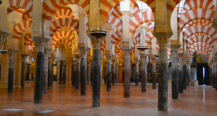 Mezquita (Mosque) in Cordoba