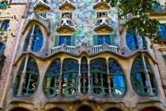 Barcelona, Casa Batilo, Barcelona