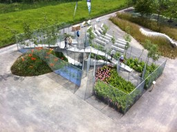 Veil Garden by Studio Bryan Haynes USA Photo Martin Bond