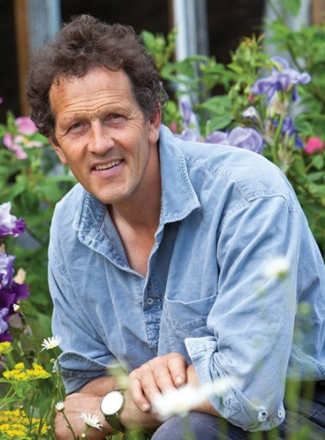 Monty Don will give a guest lecture